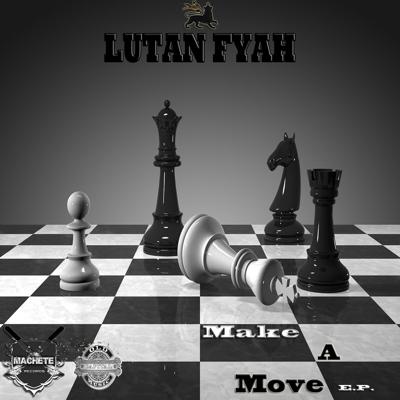 Make a Move - EP Cover