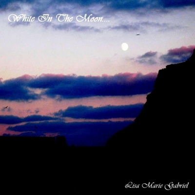 White in the Moon Cover