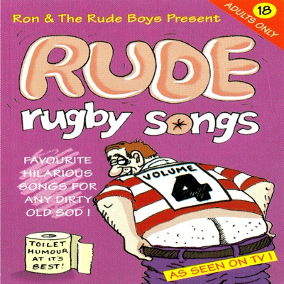 Rude Rugby Songs Volume 4 Cover