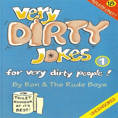 Very Dirty Jokes - Bawdy Ballads & Rugby Songs - Vol. 1 Cover