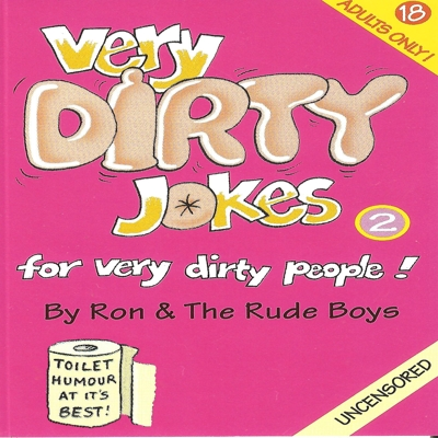 Very Dirty Jokes - Bawdy Ballads & Rugby Songs - Vol. 2 Cover