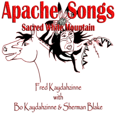 Sacred White Mountain Cover