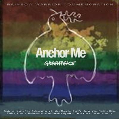 Anchor Me (feat. Che Fu, Anika Moa, Milan Borich, Adeaze, Hinewehi Mohi, David Atai & Donald McNulty) Cover