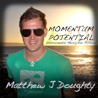 Momentum Potential: Instrumental Music for Picture Cover