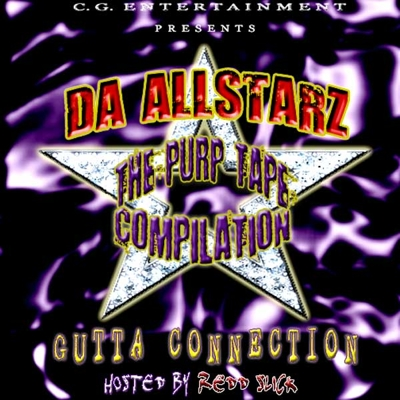 The Purp Tape Compilation: Gutta Connection// Hosted by Redd Slick Cover