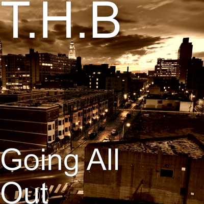 Going All Out Cover