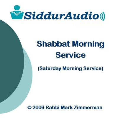 Siddur Audio - Shabbat Morning Service (Shabbat Set - Disk 2) Cover