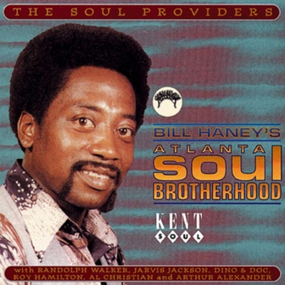 Bill Haney's Atlanta Soul Brotherhood Cover