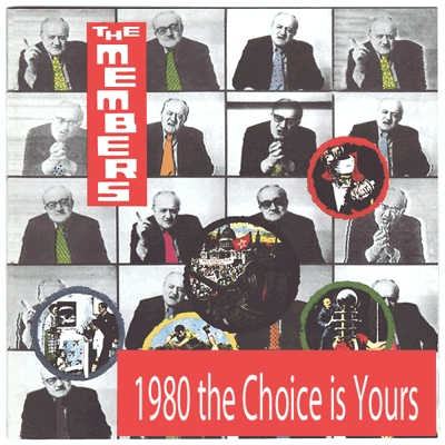 1980 the Choice Is Yours Cover