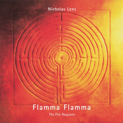 Flamma Flamma, the Fire Requiem Cover