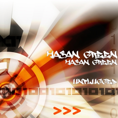 Hasan Green Unplugged Cover