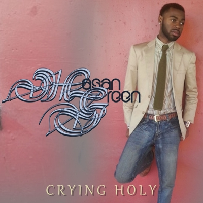 Crying Holy Cover