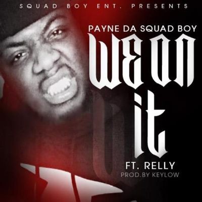 We on It (feat. Rell Gunna) Cover