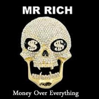 Money over Everything Cover