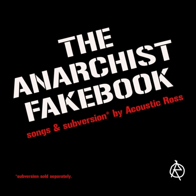The Anarchist Fakebook Cover