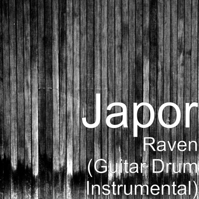 Raven (Guitar Drum Instrumental) Cover