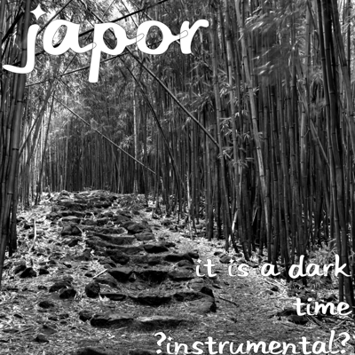 It Is a Dark Time (Instrumental) Cover