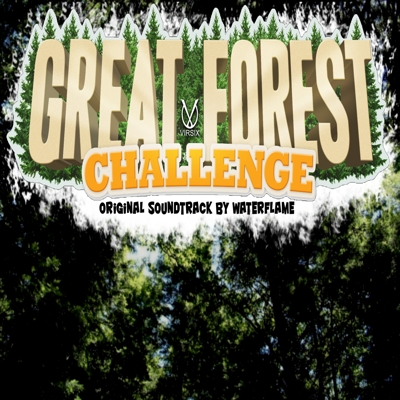 Great Forest Challenge Soundtrack Cover