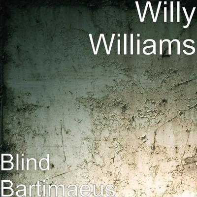 Blind Bartimaeus Cover