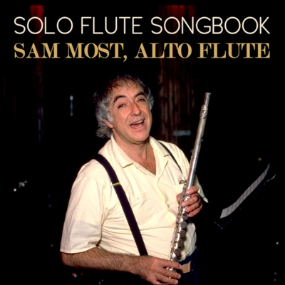 Solo Flute Songbook Cover