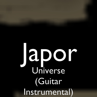 Universe (Guitar Instrumental) Cover