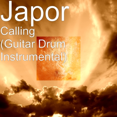 Calling (Guitar Drum Instrumental) Cover