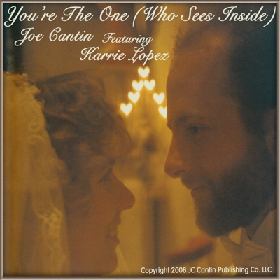 You're the One (Who Sees Inside) Cover