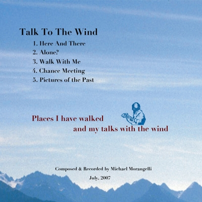 Talk to the Wind Cover