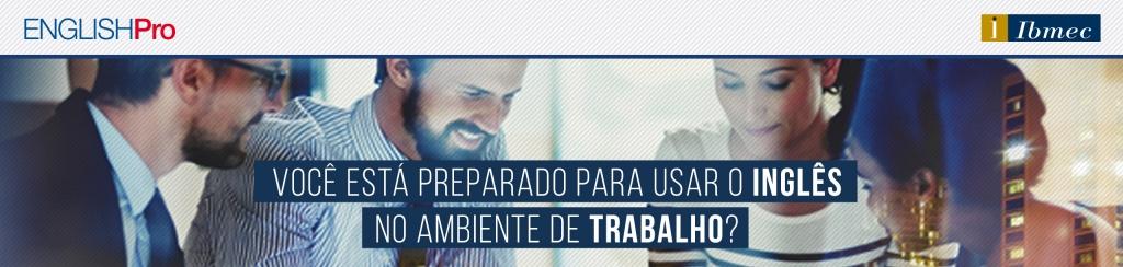 EnglishPro Online no Ibmec
