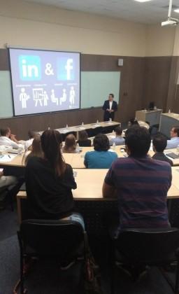 Marco Branquinho debate estratégias de carreira em palestra no Ibmec/MG