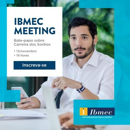 Ibmec Meeting em São Paulo