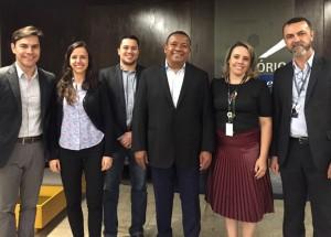 Ibmec BH recebe Diretor da Anglo American, Carlos Alberto Hilário Andrade, para Aula Magna da Pós-graduação