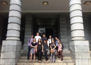 Prefeitura de BH recebe estudantes de Direito do IbmecMG