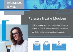 Alunos da graduação recebem as startups Next e Mooben