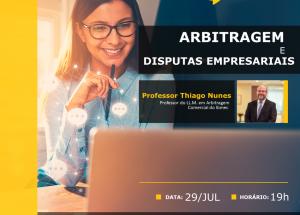 Arbitragem e Disputas Empresariais