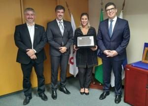 Ibmec RJ recebe o selo OAB Recomenda!