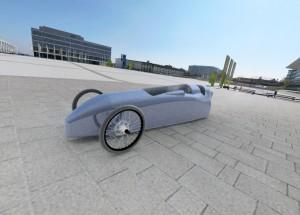 Equipe IbMach participa de competição protótipos que consomem energia
