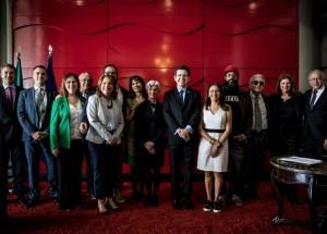 Ricardo Caichiolo, coordenador do Ibmec DF, toma posse do Conselho Editorial do Senado Federal