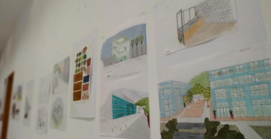 Exposição de Arquitetura no Ibmec Barra
