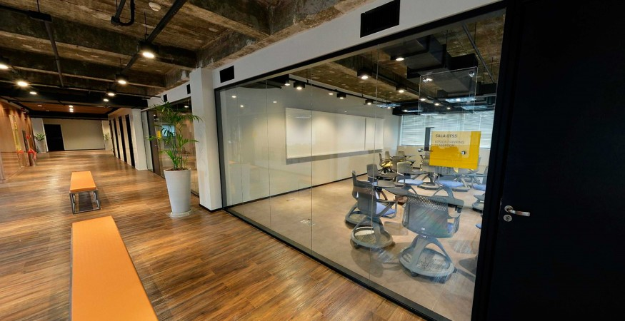 Conheça a estrutura do Ibmec São Paulo