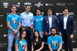 Conhecimento aliado à prática: alunos do Ibmec são estagiários da 25ª CASACOR Minas Gerais