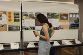 """Estudantes de Arquitetura, do Ibmec BH, realizam exposição do projeto """"A Casa do Ipê"""""""