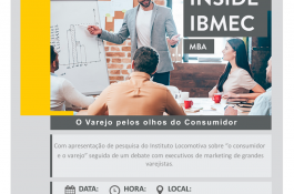 Ibmec lança novo MBA: Varejo Digital