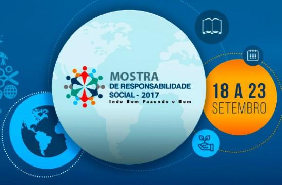 Mostra de Responsabilidade Social 2017 - Ibmec/MG