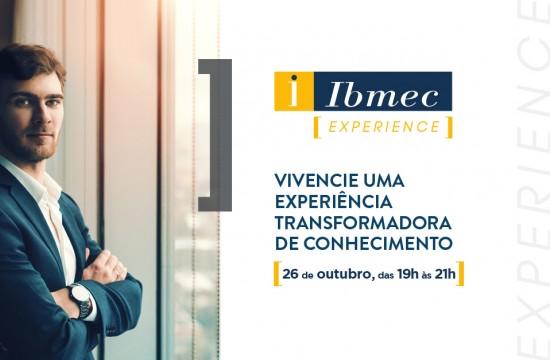 Ibmec Experience em São Paulo