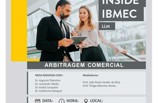 Arbitragem e Resolução de Disputas Empresariais