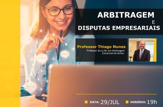 Arbitragem Empresarial