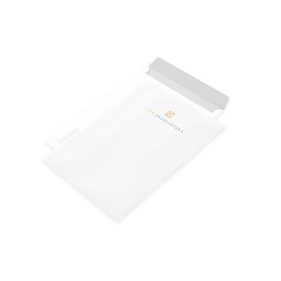 Envelope Ofício 230x113 mm - 4x0 - Impresso Frente e Costas