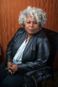Image of Anthea Butler (courtesy U-Penn Religious Studies, by T. Neal)