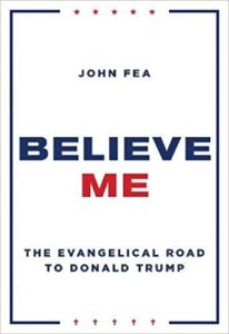 image of book cover for believe me